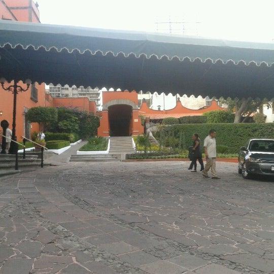 10/19/2012 tarihinde Zulema J.ziyaretçi tarafından Hacienda de Los Morales'de çekilen fotoğraf