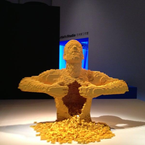 Foto diambil di ArtScience Museum oleh szn y. pada 4/29/2013