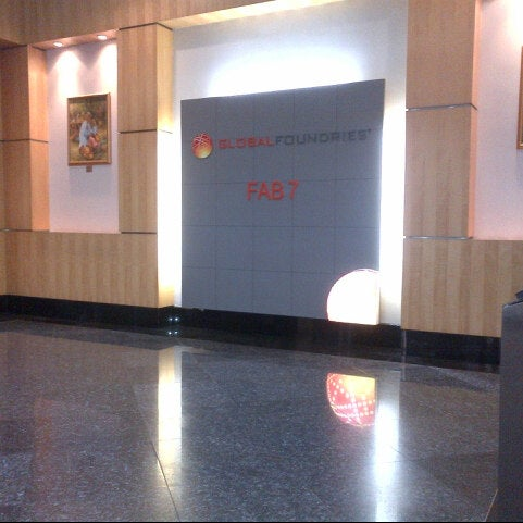 Photos at GLOBALFOUNDRIES Singapore (Woodland Campus)