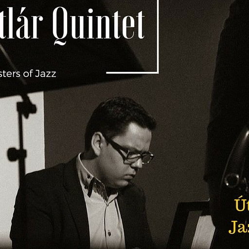 Tonight at Reduta Jazz Club Praha Ludo Kotlár Quintet feat. R.Fraš and L.Oravec as a part of festival Masters of Jazz. Looking forwards to see you all.