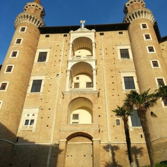 Palazzo ducale sito storico in urbino for Sito storico