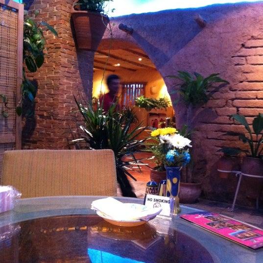 10/15/2012 tarihinde Alsana Y.ziyaretçi tarafından Caffe Aroma Ksa'de çekilen fotoğraf