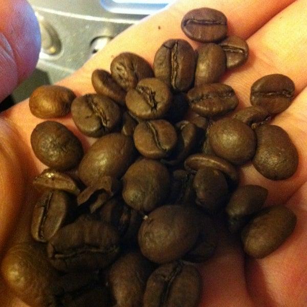 1/16/2013에 Attila M.님이 Tamp & Pull Espresso Bar에서 찍은 사진