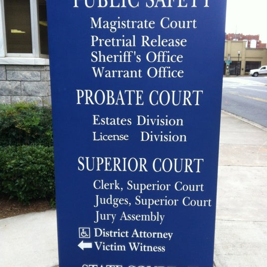 Photos at Cobb County Probate Court - Courthouse in Downtown Marietta