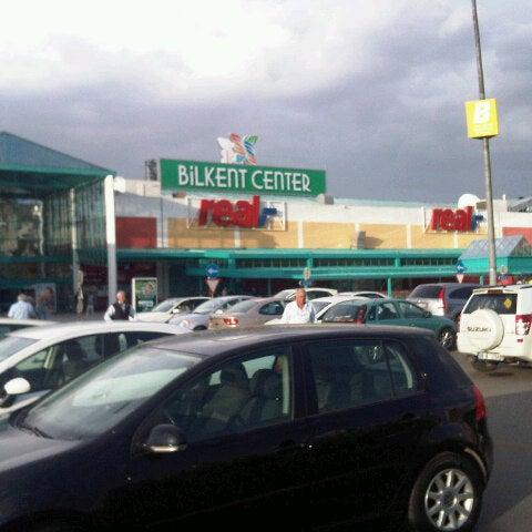 Das Foto wurde bei Bilkent Center von Selman E. am 10/17/2012 aufgenommen