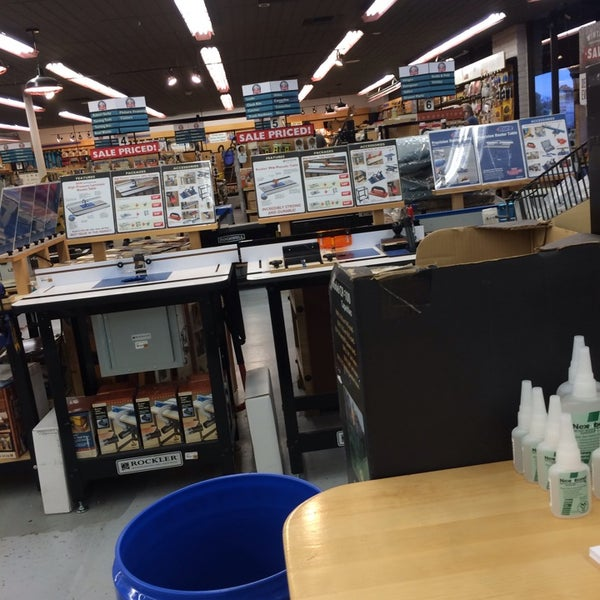 Photos At Rockler Woodworking And Hardware Hardware Store In San Diego