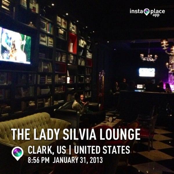 Foto tomada en The Lady Silvia Lounge por MissyNina💋 el 2/1/2013