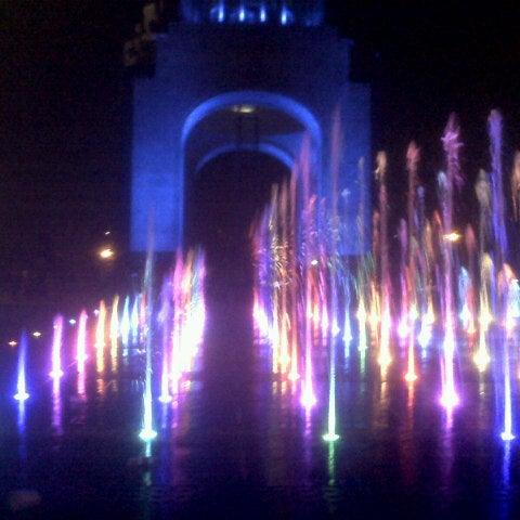 Foto tomada en Monumento a la Revolución Mexicana por Luis Javier R. el 4/29/2013