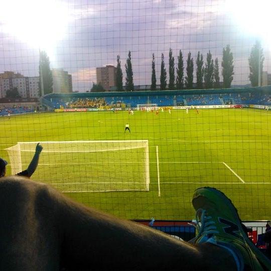 Photo prise au Štadión FK Senica par Miroslav F. le8/9/2014