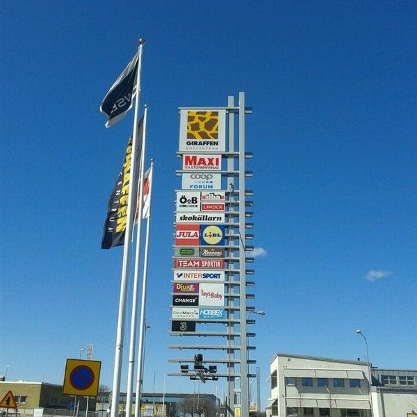 ica maxi stormarknad verkstadsgatan 6