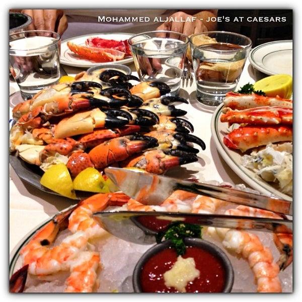 4/24/2013にMohammed A.がJoe's Seafood, Prime Steak & Stone Crabで撮った写真