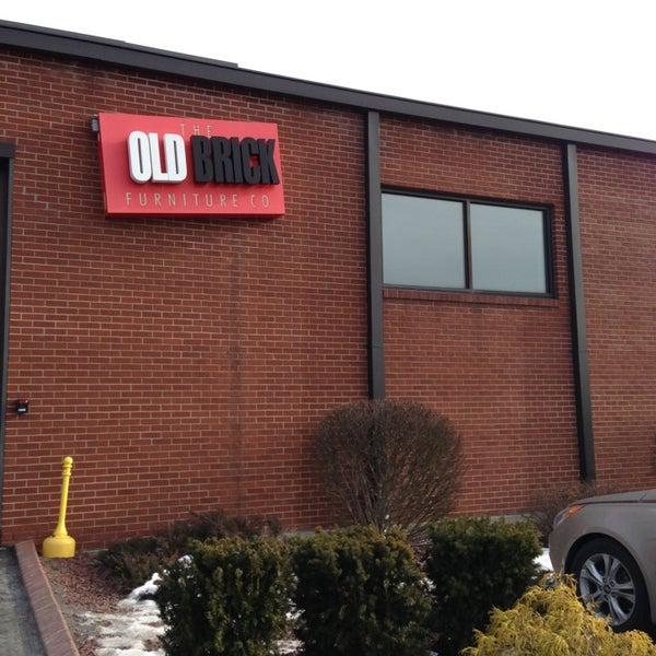 Photos At Old Brick Furniture 33 37 Warehouse Row