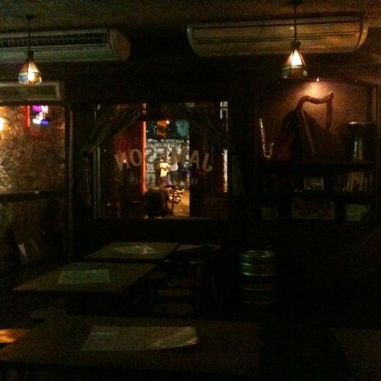 Photo taken at Lapa Irish Pub by Michelle P. on 11 9 2012 fb223f69d6055