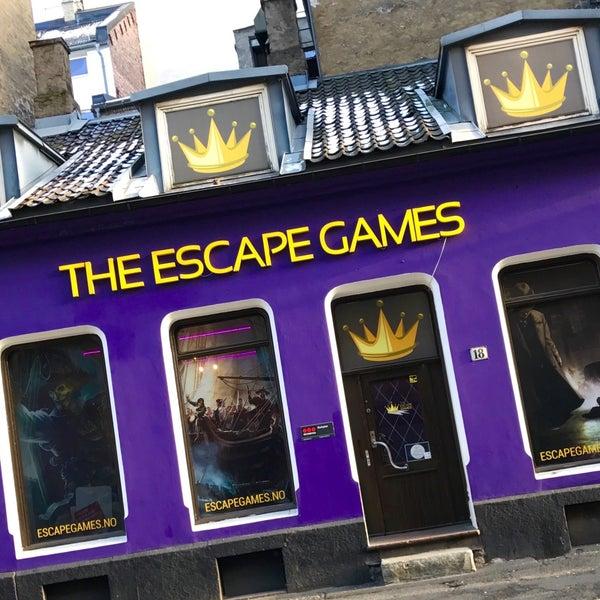 Escape Game Oslo