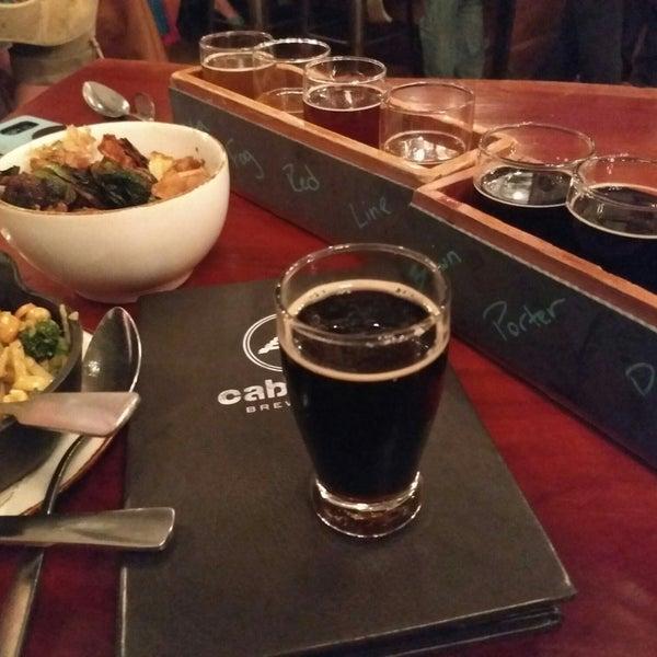 Photo prise au Caboose Brewing Company par Dan B. le4/29/2018