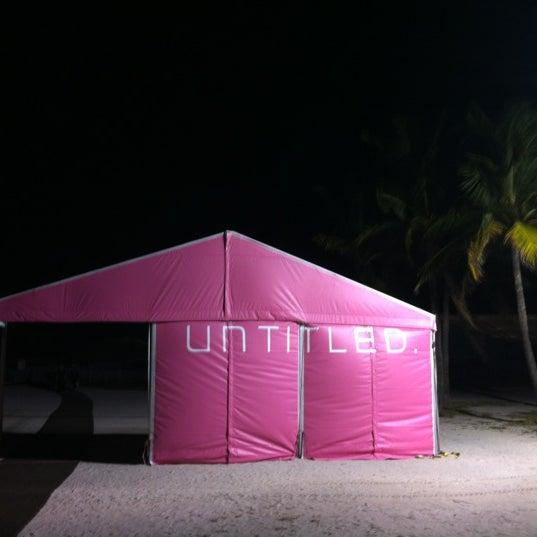 Foto scattata a UNTITLED. Art Fair da Jesus A. il 12/5/2012