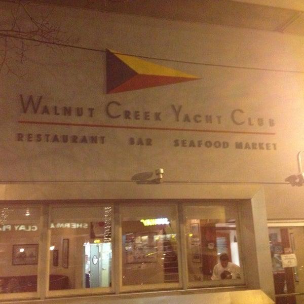 Photo prise au Walnut Creek Yacht Club par Stephen C. le1/15/2013