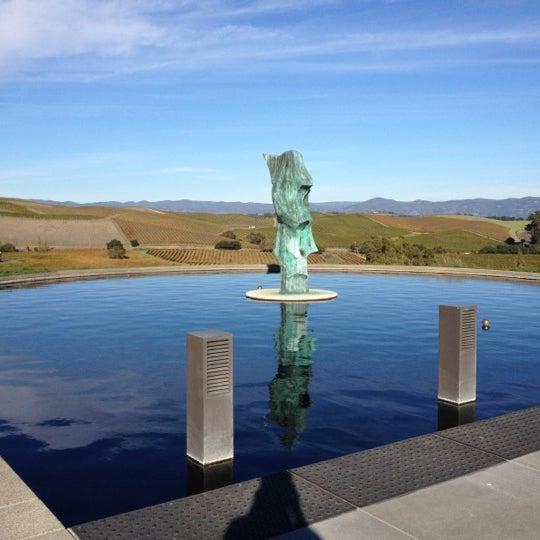 Das Foto wurde bei Artesa Vineyards & Winery von Konstantin L. am 11/3/2012 aufgenommen