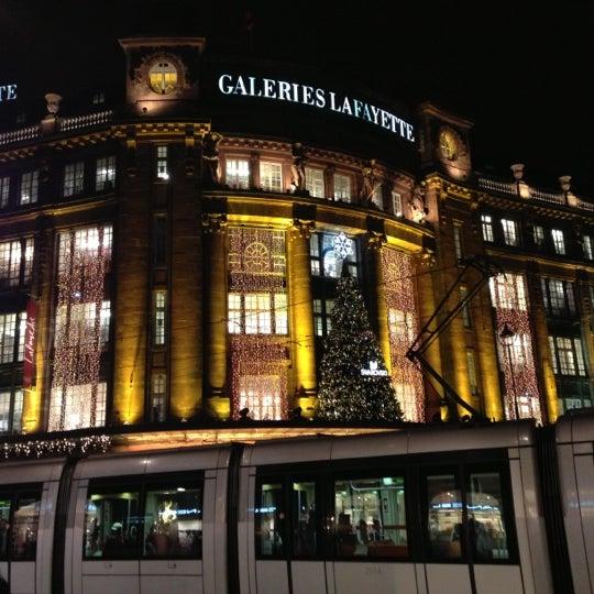 Galeries Lafayette 32 Rue Du 22 Novembre