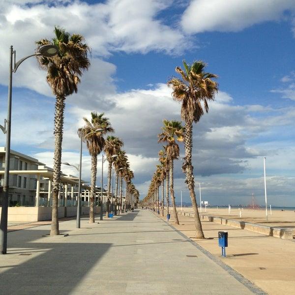 Platja De La Patacona Beach