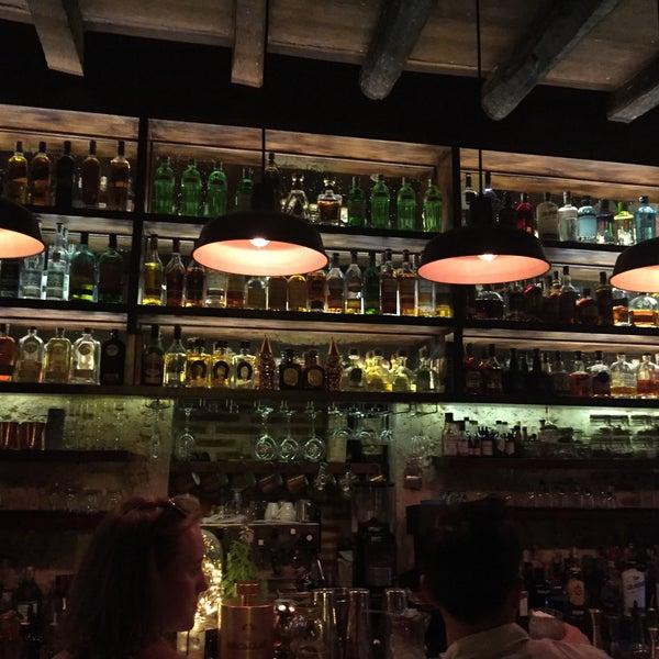 Photo taken at EL BARÓN - Café & Liquor Bar by Andrew F. on 2/12/2018