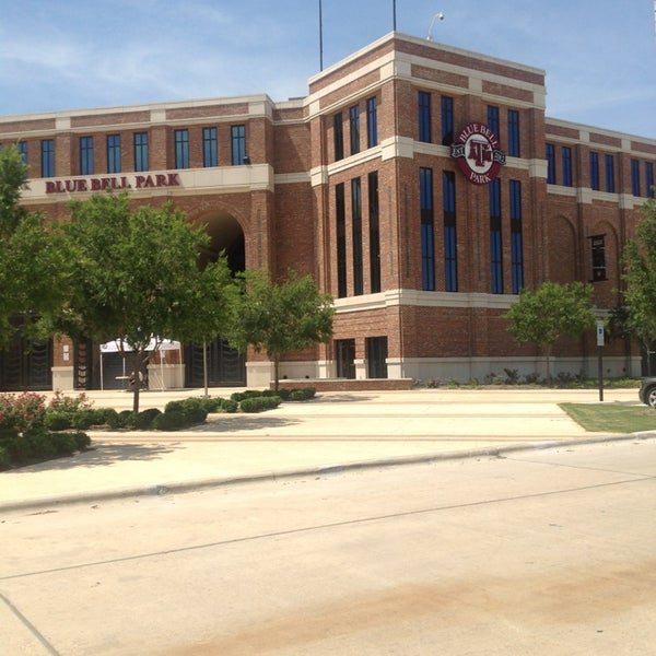 Olsen Field at Blue Bell Park - Baseball Stadium in College Station