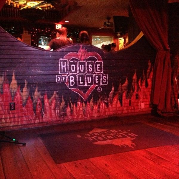 2/20/2013에 Matthew님이 House of Blues에서 찍은 사진