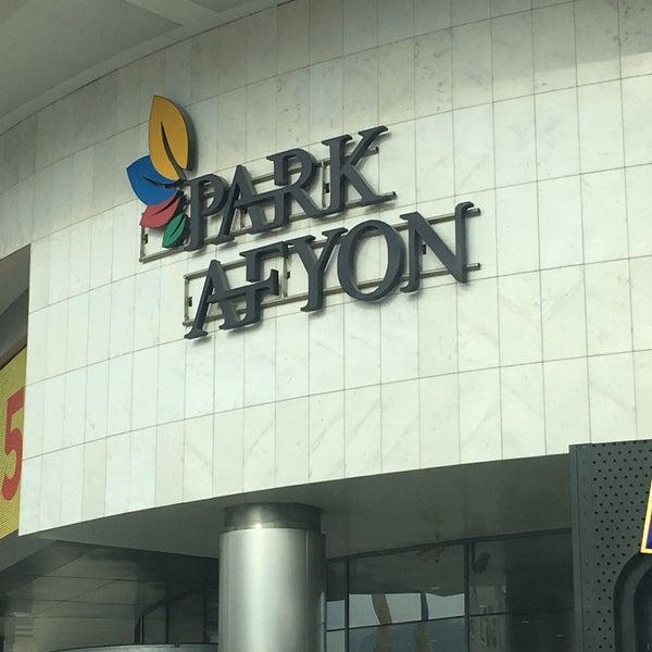 Foto tirada no(a) Park Afyon por FIRTINA KADİR G. em 1/11/2018