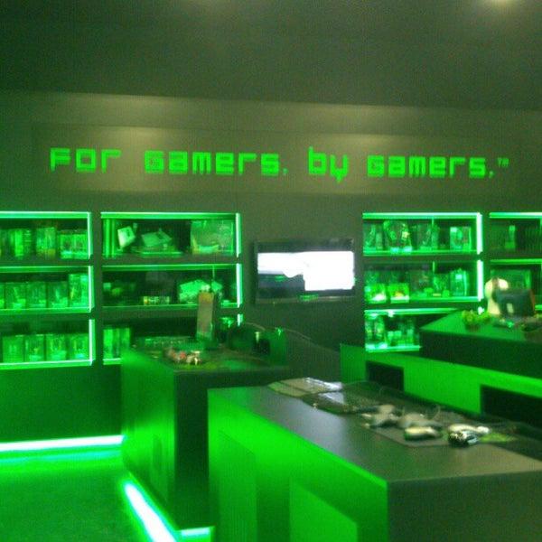 12/30/2012にRostik S.がКиберcпорт Аренаで撮った写真