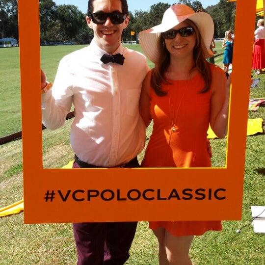 Das Foto wurde bei Veuve Clicquot Polo Classic von Ben F. am 10/5/2013 aufgenommen