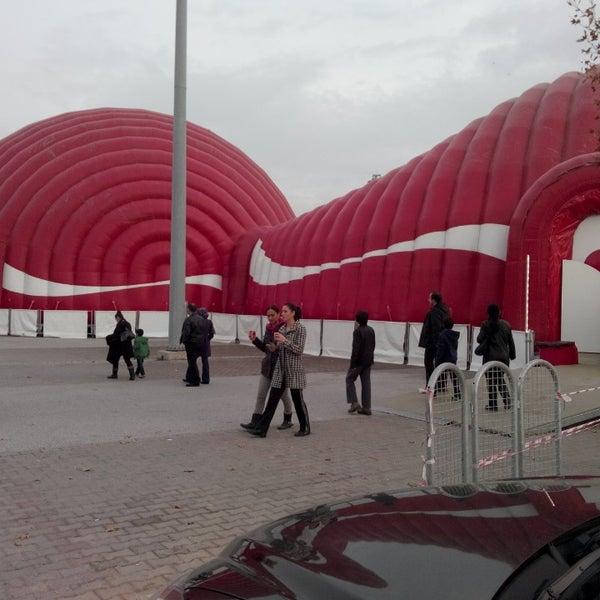 11/24/2013にOĞUZ D.がM1 Konyaで撮った写真