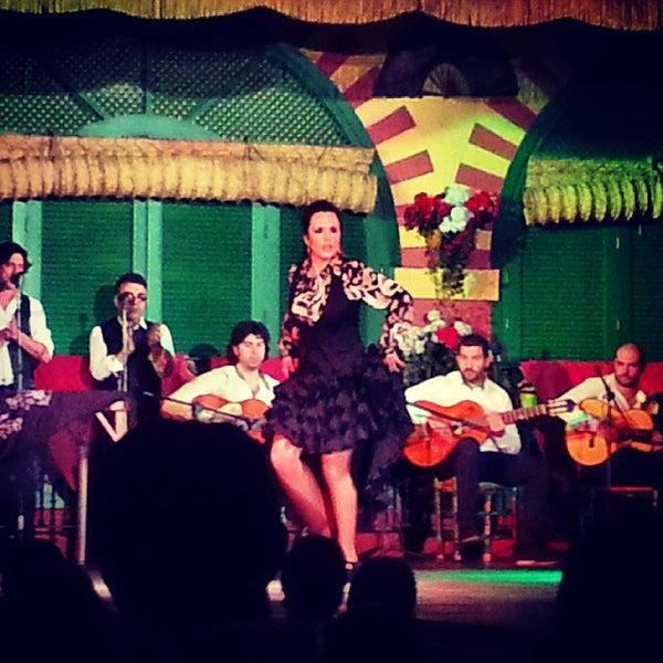 Foto tomada en Tablao Flamenco El Palacio Andaluz por Da6m i. el 12/29/2014