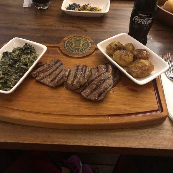 5/8/2019 tarihinde Blackcat 🐾🐈ziyaretçi tarafından Bonfilet Steak House & Kasap'de çekilen fotoğraf