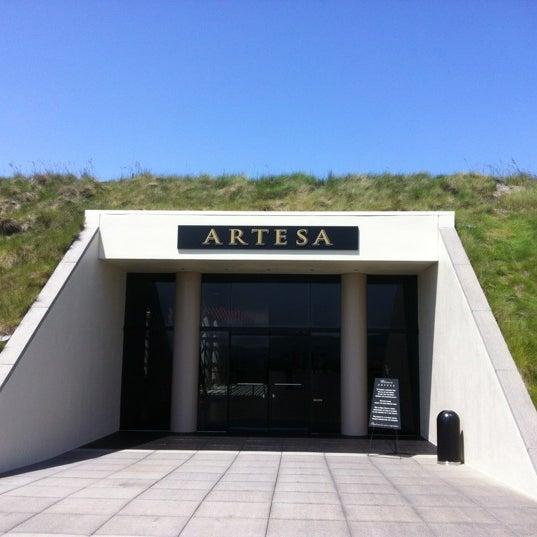 Das Foto wurde bei Artesa Vineyards & Winery von Henry P. am 5/5/2012 aufgenommen