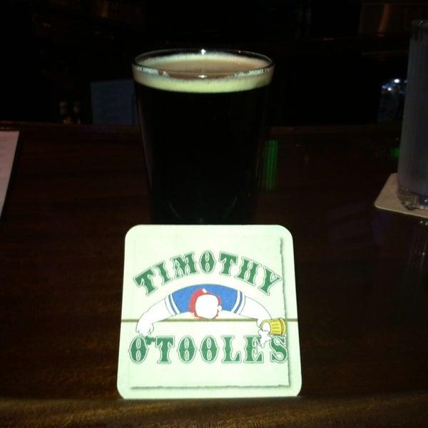 10/15/2013에 T- B.님이 Timothy O'Toole's Chicago에서 찍은 사진