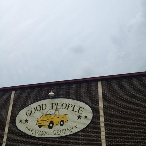 Foto diambil di Good People Brewing Company oleh Todd H. pada 7/13/2013