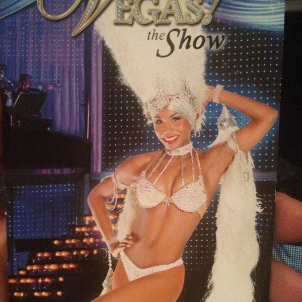 12/29/2012 tarihinde Andros M.ziyaretçi tarafından VEGAS! The Show'de çekilen fotoğraf