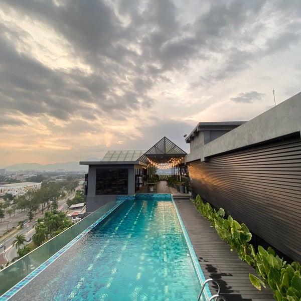 M Roof Hotel Residences By Ariva Ipoh Perak