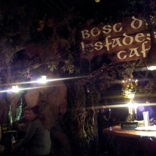 รูปภาพถ่ายที่ El Bosc de les Fades โดย Luis P. เมื่อ 12/14/2012