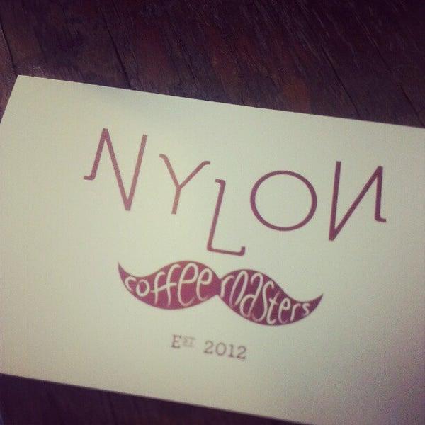 11/24/2012にJin Jie K.がNylon Coffee Roastersで撮った写真