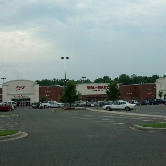 Walmart in sanford north carolina