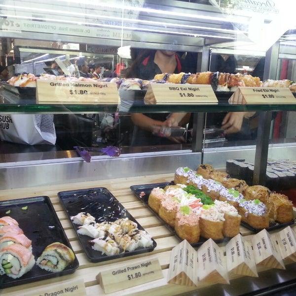 Sushi Hub Sushi Restaurant In Cabramatta