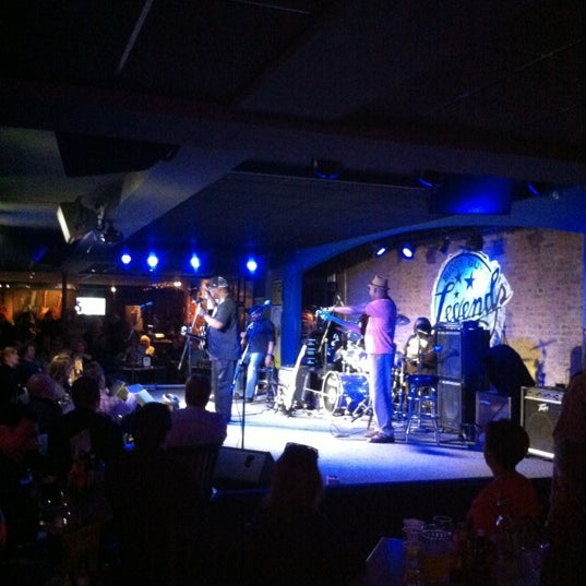 Foto tirada no(a) Buddy Guy's Legends por Andy N. em 10/9/2012