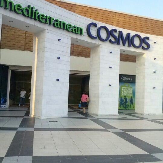 รูปภาพถ่ายที่ Mediterranean Cosmos โดย Nikolaos M. เมื่อ 9/19/2012