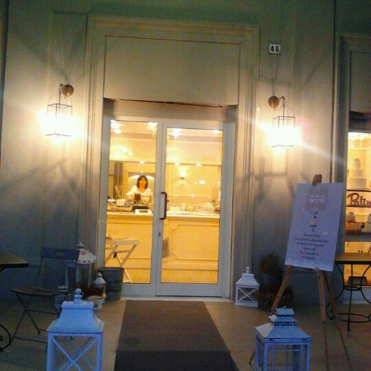 Das Foto wurde bei Antonella Dolci e Caffé von Giovanni M. am 11/16/2012 aufgenommen