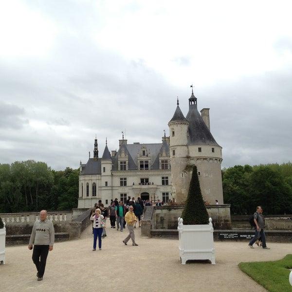 5/9/2013에 Irakli G.님이 Château de Chenonceau에서 찍은 사진