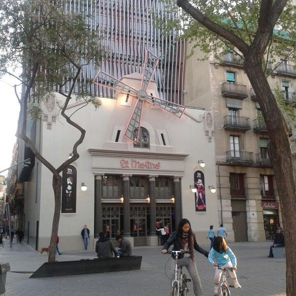 Foto tomada en El Molino por Núria N. el 4/12/2013