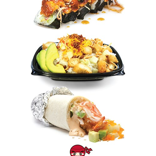 Sushi Eat Station : Sushi station brings the freshest and highest quality sushi at a reasonable price.
