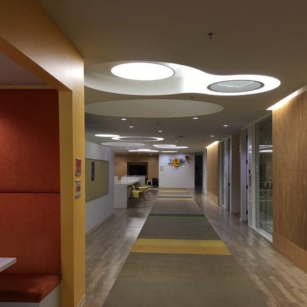 Microsoft Seattle Office: Microsoft Building 121