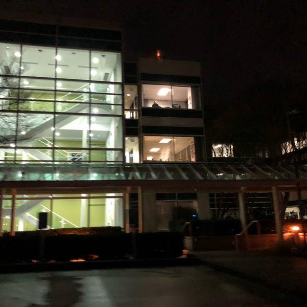 Microsoft Seattle Office: Microsoft Building 25